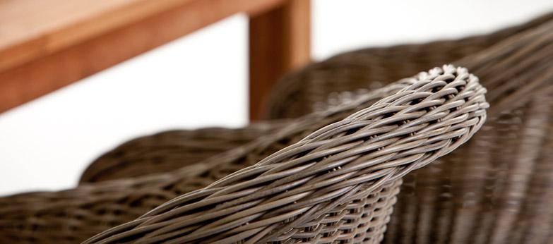 Rattan Gartenmöbel Rattan Lounge Möbel für den Garten im