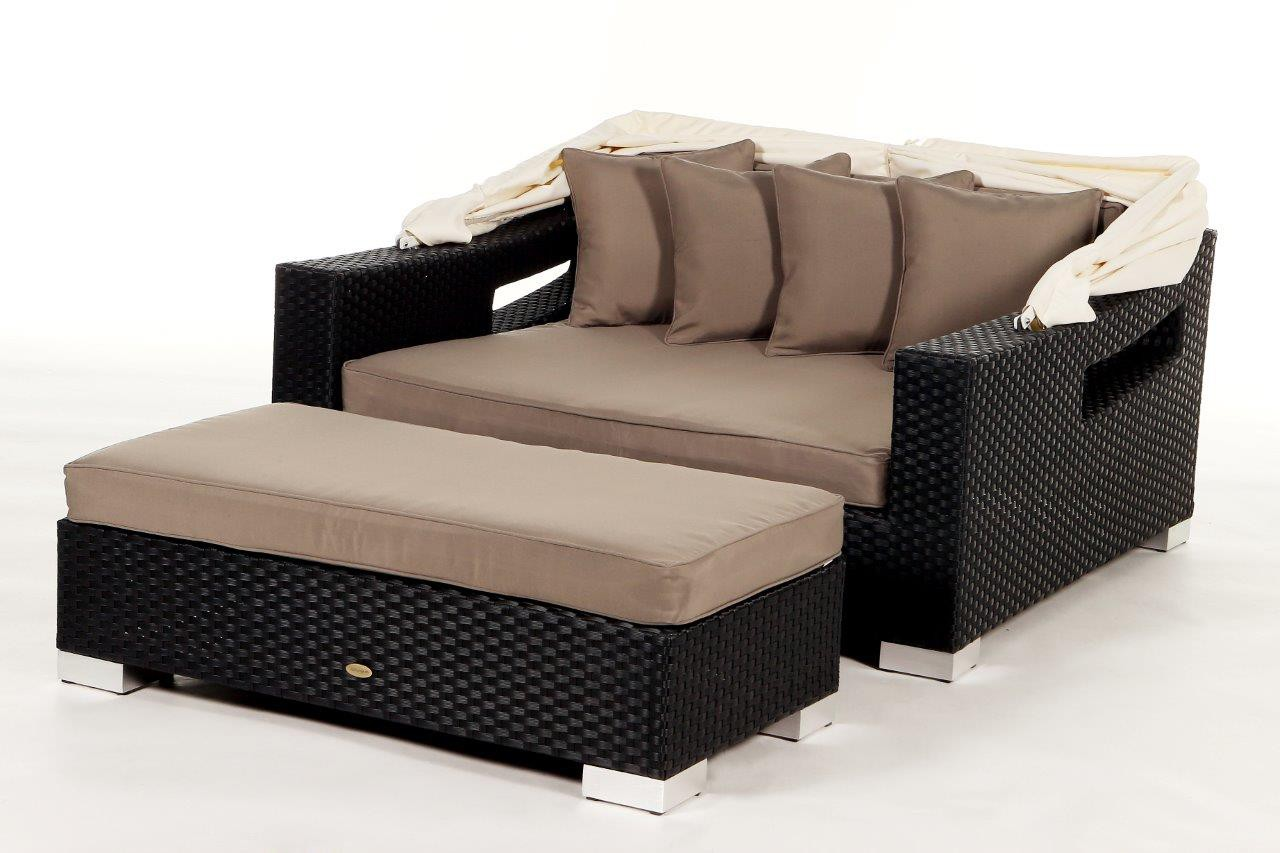 beach chair der strandkorb oder die rattan sonnenliege f r ihren garten. Black Bedroom Furniture Sets. Home Design Ideas