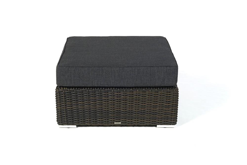 Bolero Rattan Lounge Braun - Gartenmöbel Set