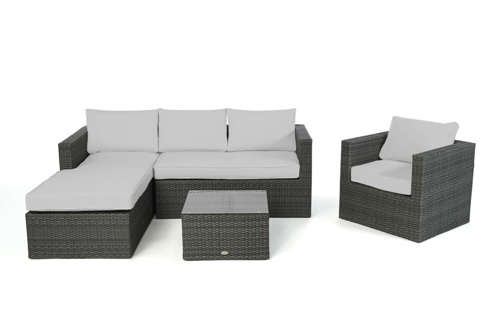 rattan lounge brooklyn berz ge in verschiednen farben. Black Bedroom Furniture Sets. Home Design Ideas