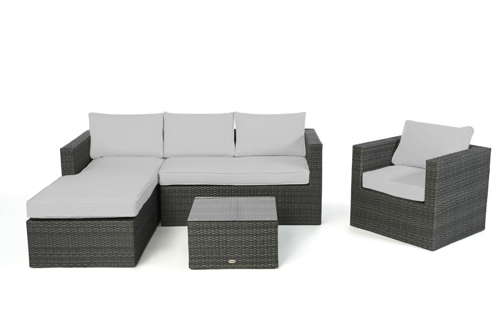 rattan lounge brooklyn berz ge in verschiednen farben. Black Bedroom Furniture Sets. Home Design Ideas