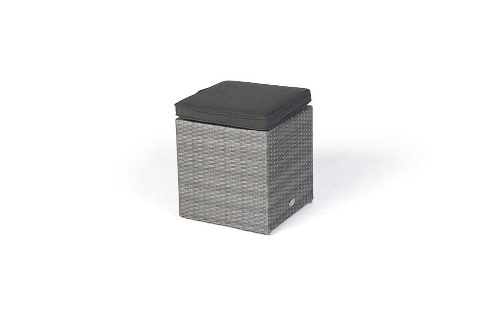 lea rattan lounge gartenm bel tisch set mix grau. Black Bedroom Furniture Sets. Home Design Ideas