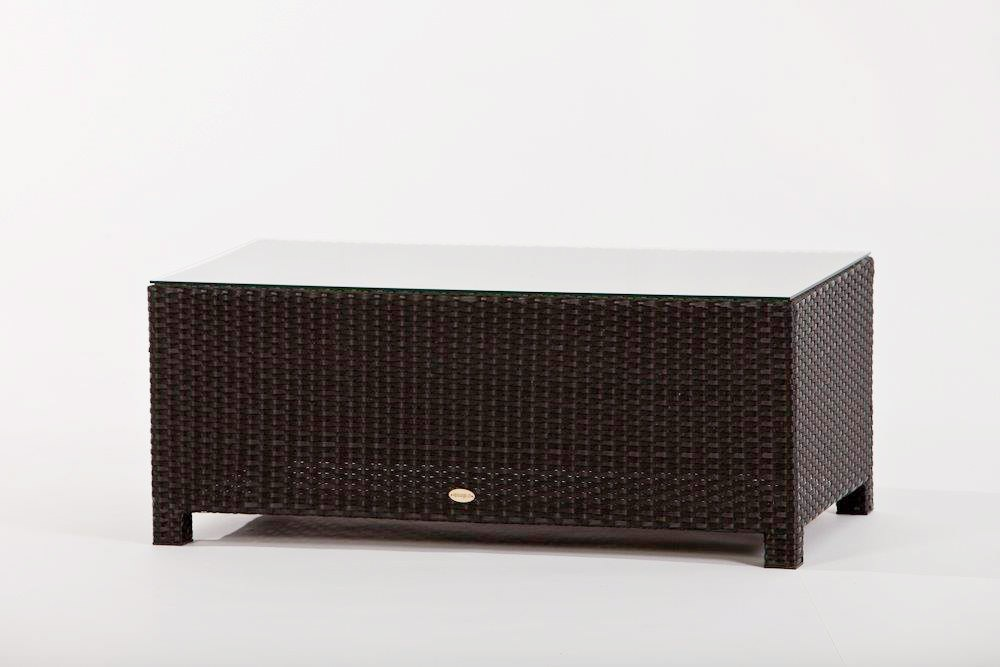 Rattan gartenm bel lounge luxury 3er sofa schwarz for Rattan gartenmobel schwarz