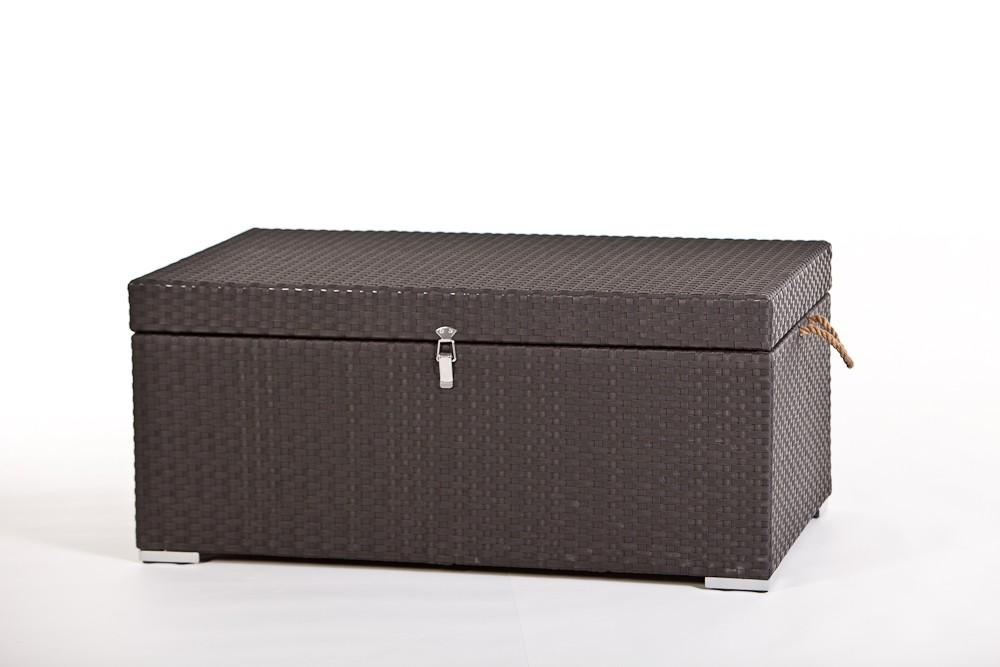 rattan gartenm bel rattan kissenbox pillowbox klein. Black Bedroom Furniture Sets. Home Design Ideas