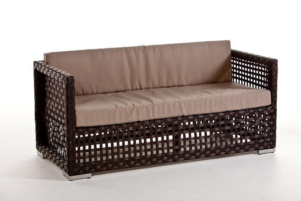 2017 Rattan Gartenmöbel Sofa