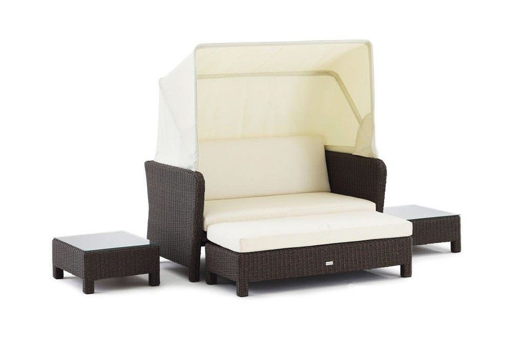 glasplatte f r die hocker des lorena lounge chairs. Black Bedroom Furniture Sets. Home Design Ideas