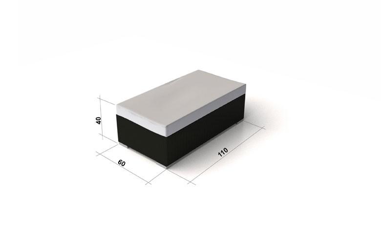 rattan lounge bermuda gartenm belset f r die openair terrasse. Black Bedroom Furniture Sets. Home Design Ideas