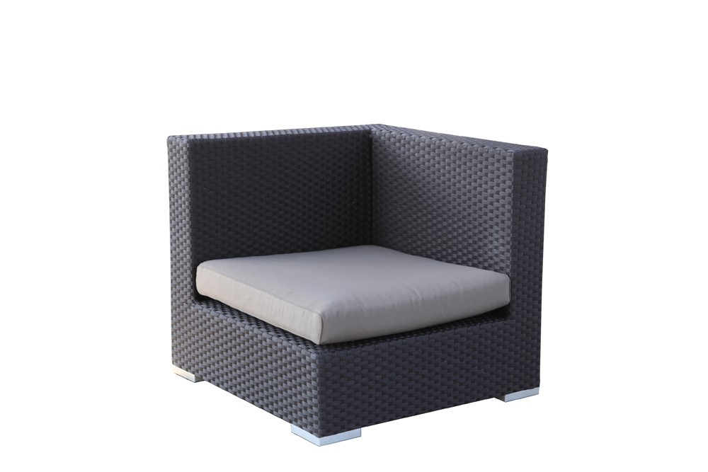Manhattan rattan lounge for Lounge gartenmobel rattan