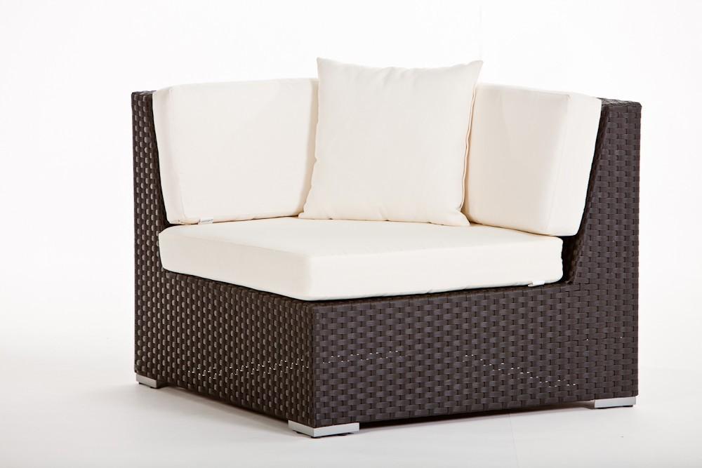 rattan lounge individuell zusammenstellen gartenm bel. Black Bedroom Furniture Sets. Home Design Ideas