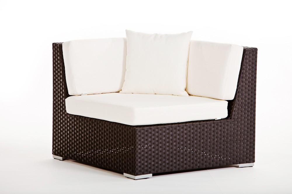 rattan lounge bermuda eckelement. Black Bedroom Furniture Sets. Home Design Ideas