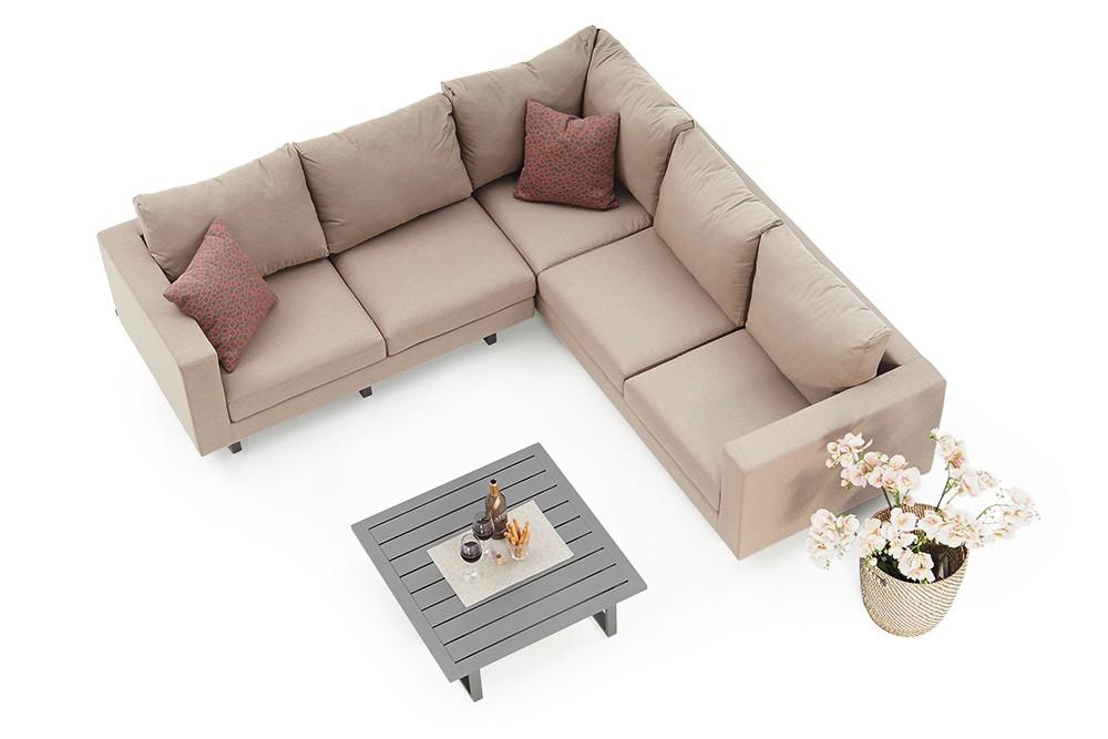 Outdoor Möbel: Schmutz und Wasserabweisend sowie UV-beständige ...