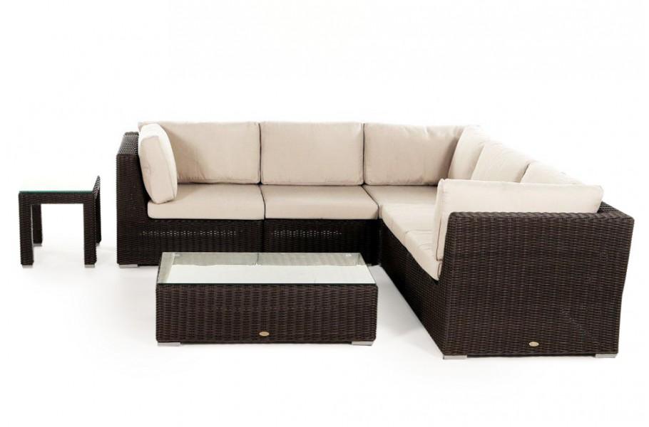 f r die rattan gartenm bel set birmingham ist ein polster berz ge in beige erh ltlich. Black Bedroom Furniture Sets. Home Design Ideas