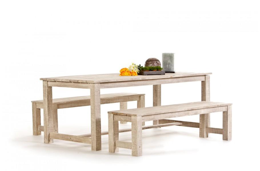 Country Dining - Das Holz Gartenmöbelset