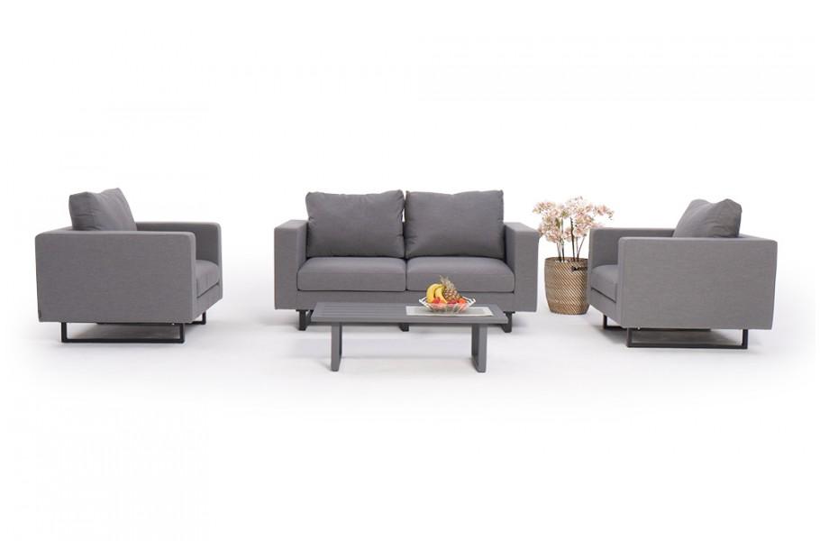 garten lounge sessel loungem bel rundum wetterfest. Black Bedroom Furniture Sets. Home Design Ideas