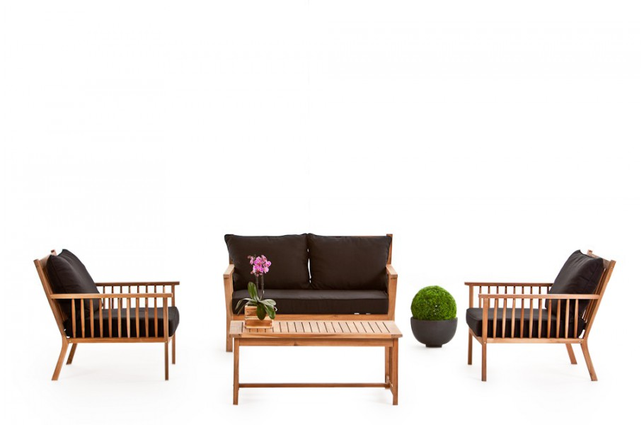 rattan lounge safari. Black Bedroom Furniture Sets. Home Design Ideas