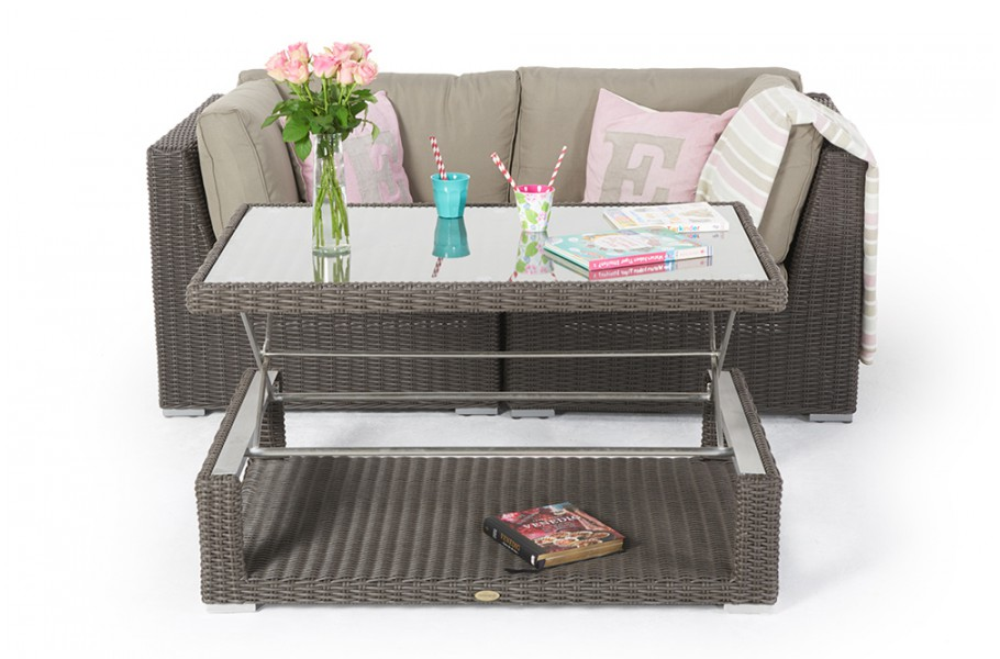 rattanset rattan gartenmoebelset rattan lounge brandy braun. Black Bedroom Furniture Sets. Home Design Ideas