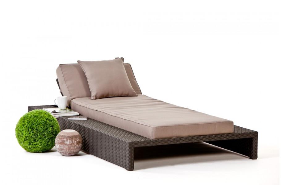 ziemlich gartenm bel liegen rattan fotos die besten. Black Bedroom Furniture Sets. Home Design Ideas
