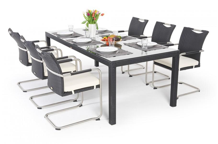 rattan gartentisch rattan stuhl rattan gartenm bel. Black Bedroom Furniture Sets. Home Design Ideas