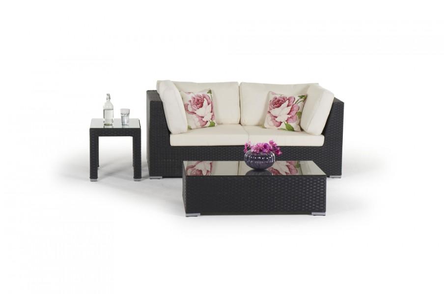 Rattan Lounge Sunset Gartenmöbel Set