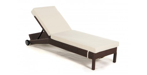 rattan liegestuhl gartenm bel sonnenliegen. Black Bedroom Furniture Sets. Home Design Ideas
