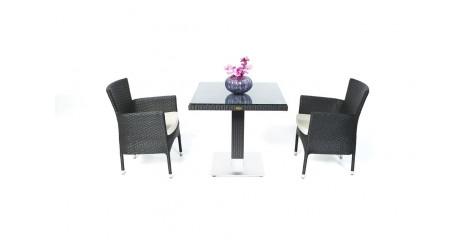 rattan gartentisch esstisch rattanm bel gartenm bel. Black Bedroom Furniture Sets. Home Design Ideas