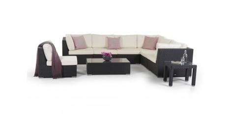 rattan lounge rattanm bel gartenm bel. Black Bedroom Furniture Sets. Home Design Ideas
