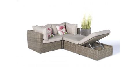 Rattan Lounge - Rattanmöbel - Gartenmöbel