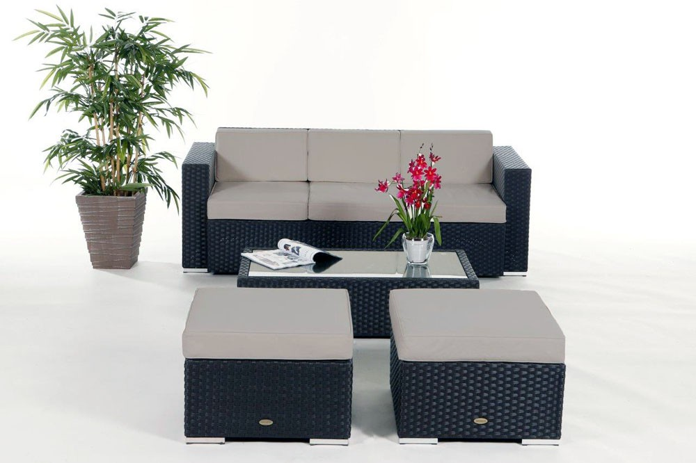 La lounge Starlight - idéale pour le balcon, la terrasse ou le jardin