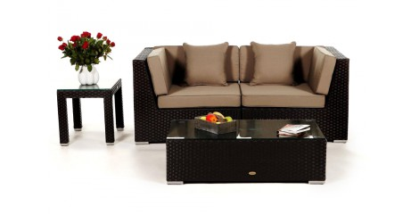 rattan gartenm bel rattan lounge rattanm bel. Black Bedroom Furniture Sets. Home Design Ideas