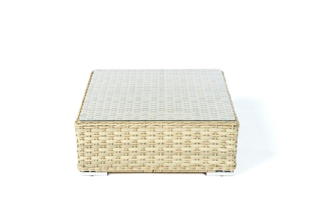 mykonos rattan lounge light brown rattan garden. Black Bedroom Furniture Sets. Home Design Ideas