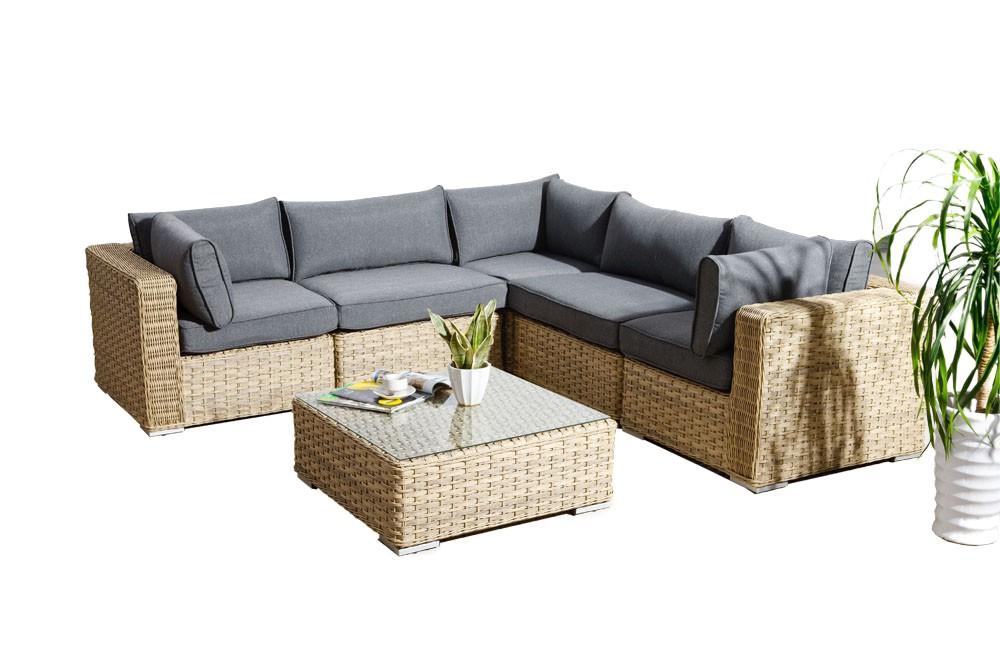 Gartenmoebel Rattan Lounge Uncategorized Geraumiges Ehrfurchtiges Gartenmobel Rattan Set ...