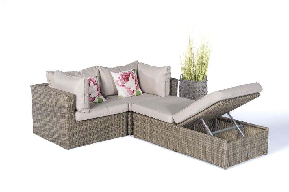 awesome gartenmoebel rattan lounge ideas ideas design. Black Bedroom Furniture Sets. Home Design Ideas
