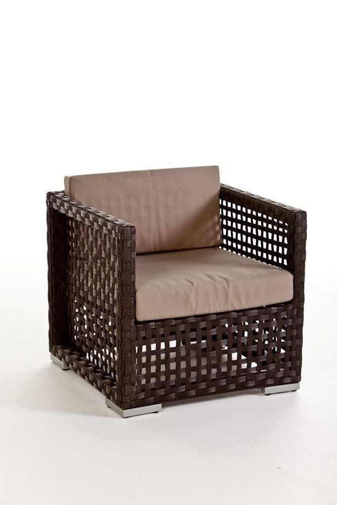 morena rattan lounge dark brown rattan garden furniture. Black Bedroom Furniture Sets. Home Design Ideas