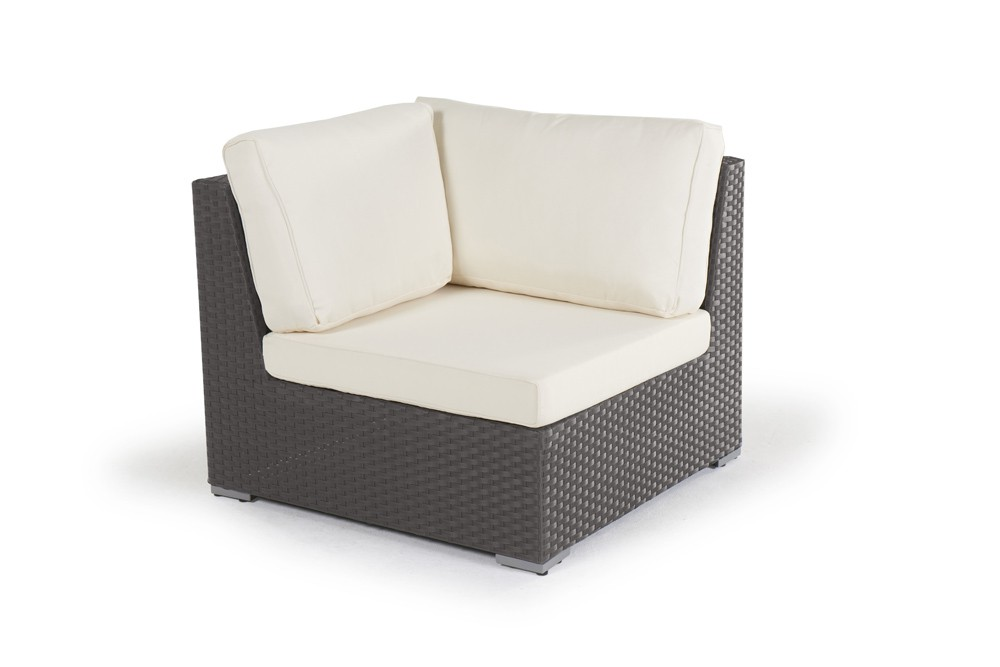 Sunset Rattan Lounge in Brown- rattan garden furniture for ...