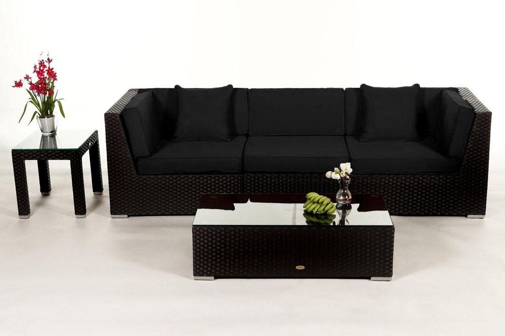 bellaria rattan lounge - rattan garden furniture for your terrace, Garten und Bauen