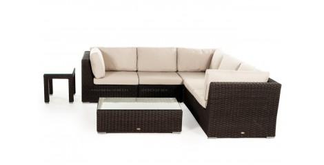 rattan lounge - cushion covers - accessoires, Garten und Bauen