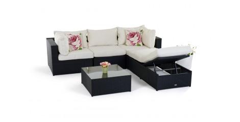 Rattan lounge braun  Rattan Gartenmöbel - Rattan Lounge - Rattanmöbel