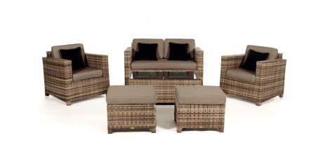 rattan lounge - rattanmöbel - gartenmöbel, Garten und erstellen