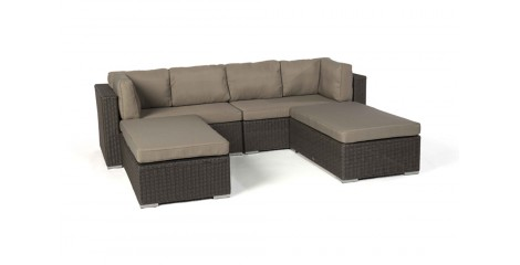 rattan lounge - rattanmöbel - gartenmöbel, Garten und Bauen